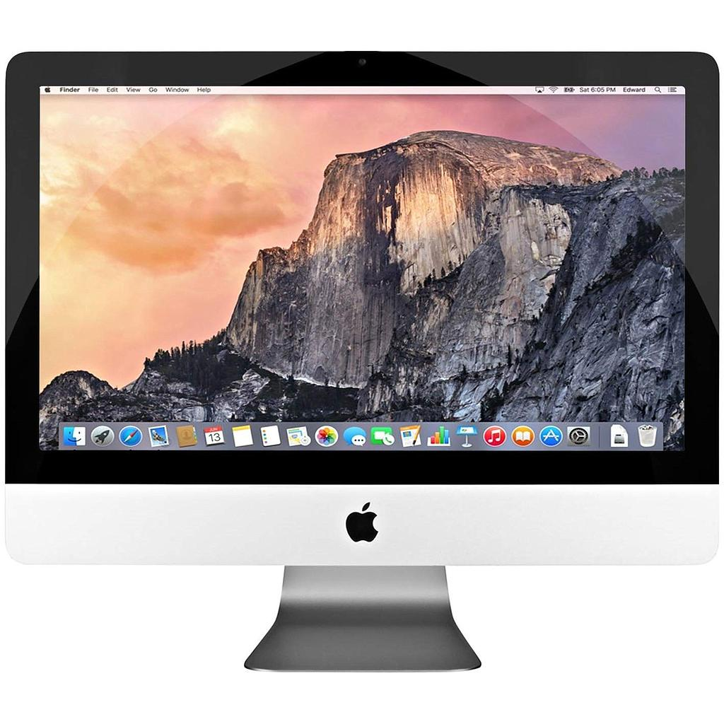 Apple iMac MC978LL/A 21.5in Desktop Computer - Silver (Renewed) Late 2011